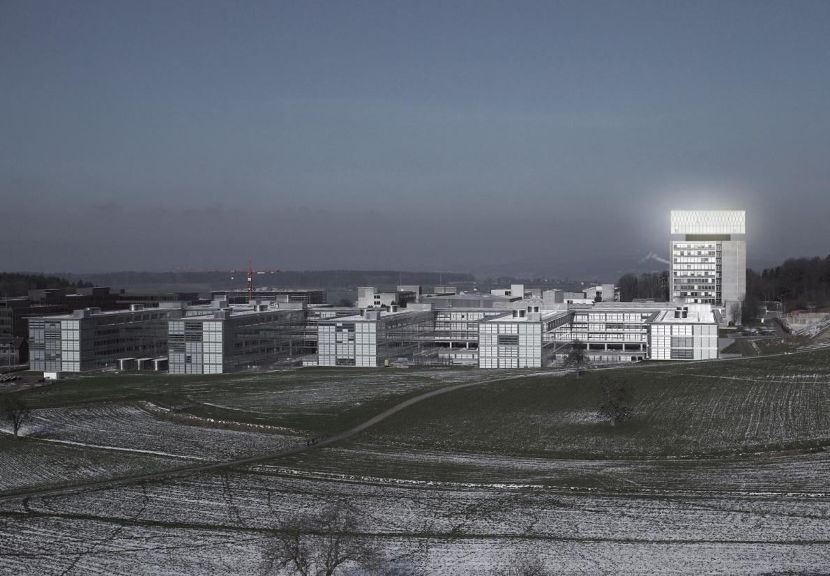 ERWEITERUNG GÄSTEHAUS ETH SCIENCE CITY