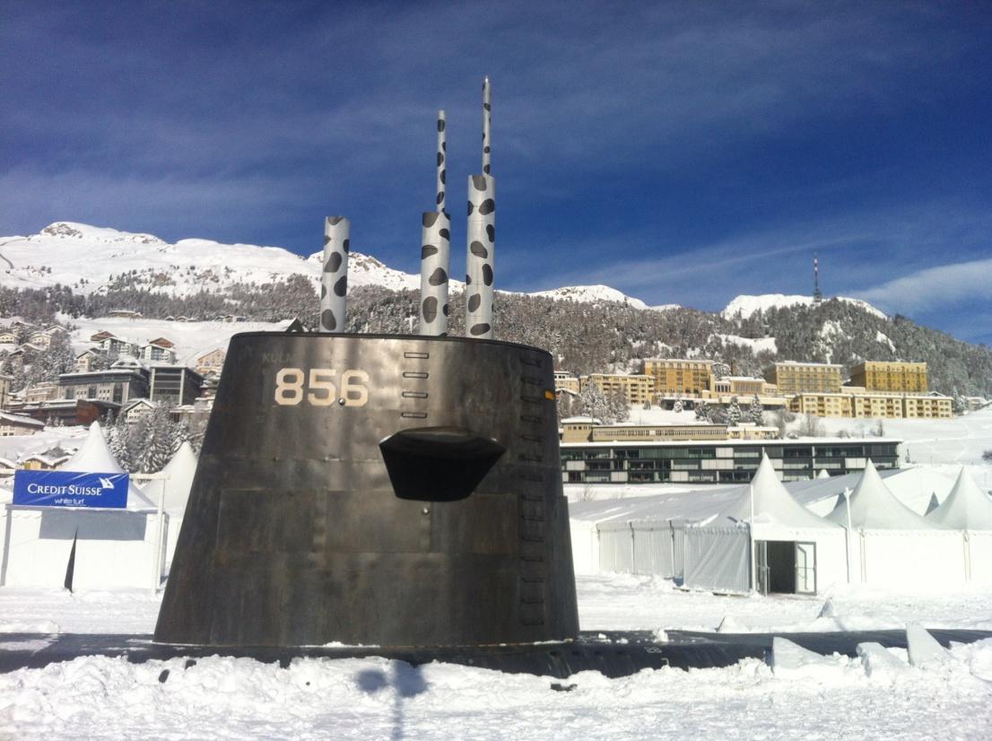U - BOOT, St. Moritz